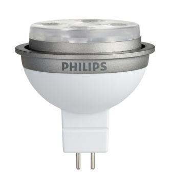 Philips  Energy saving indoor flood light 10W 046677414962