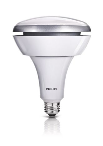 Philips  14.5W BR40 Flood Soft White 046677420291