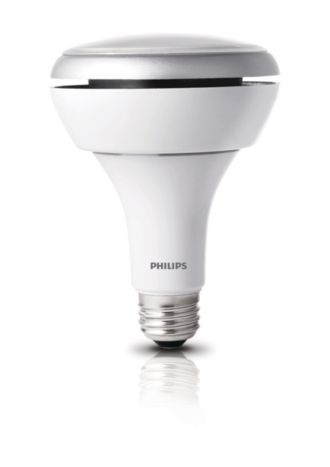 Philips  13W BR30 Flood Soft White 046677421946