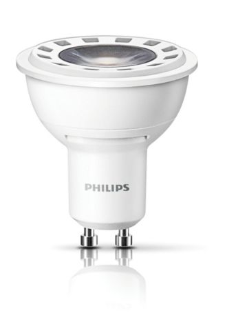 Philips  6W MR16 Flood Bright White 046677423414