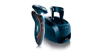 Wet & dry electric shaver, Series 6000
