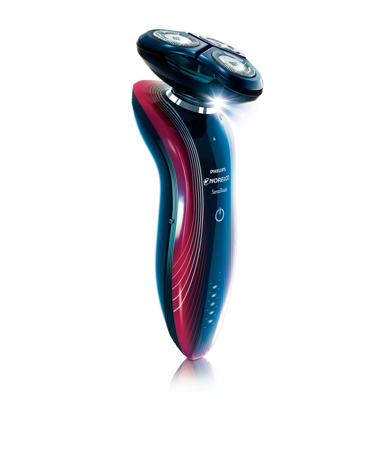 Series 6000 - Soft touch, smooth shave