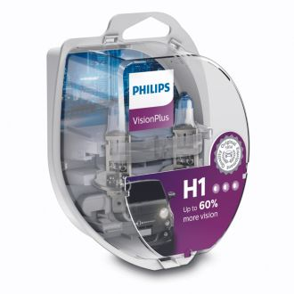 Philips  Automotive Headlight H1 12258VPS2