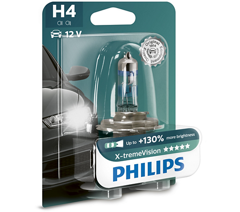 x tremevision lampe pour clairage avant 12342xvb1 philips. Black Bedroom Furniture Sets. Home Design Ideas