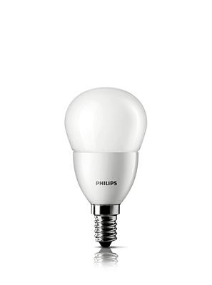 corepro ledluster e14 e27 tropfenform led lampen philips. Black Bedroom Furniture Sets. Home Design Ideas