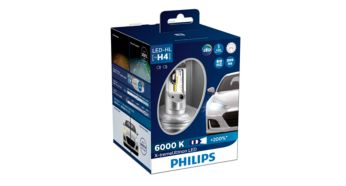 Headlight H4 replacement LED car lamp
