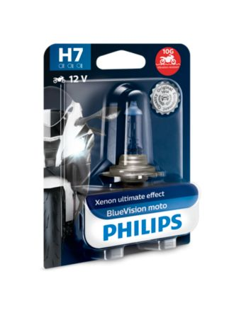 Philips  Automotive headlighting lamp H7 12972BVUBW