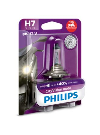 Philips  Automotive headlighting lamp H7 12972CTVBW