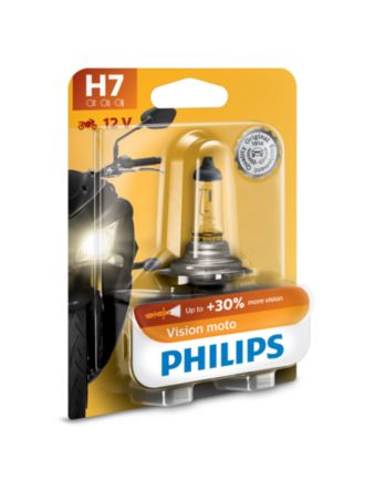 Philips  Automotive headlighting lamp H7 12972PRBW