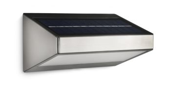 Aplique LED Greenhouse en acero inoxidable