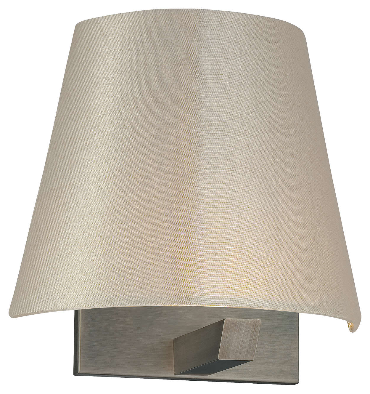 Beaux LED Wall Sconce in Gun Metal finish