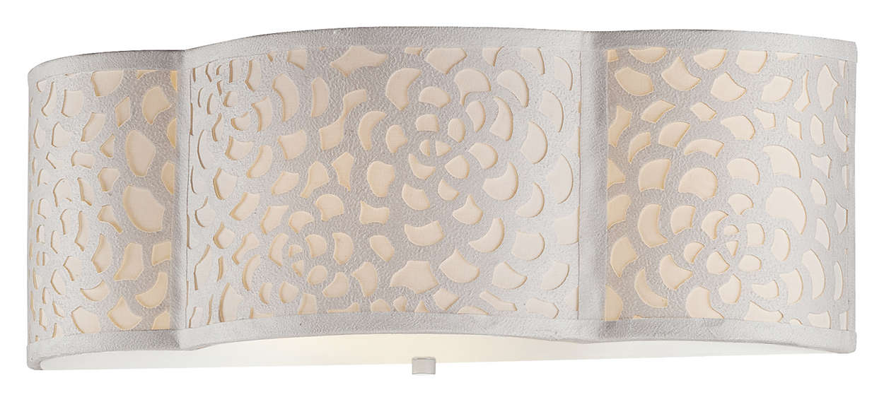 Noe 1-light Wall in Satin Nickel finish