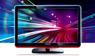 19'' HD Ready DVB-T LCD TV Digital Crystal Clear