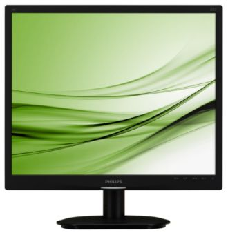 Philips  LCD monitor, LED backlight S-line 19S4LSB/00