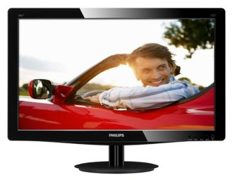 Philips  LCD monitor with LED backlight V-line 206V3LSB28/00