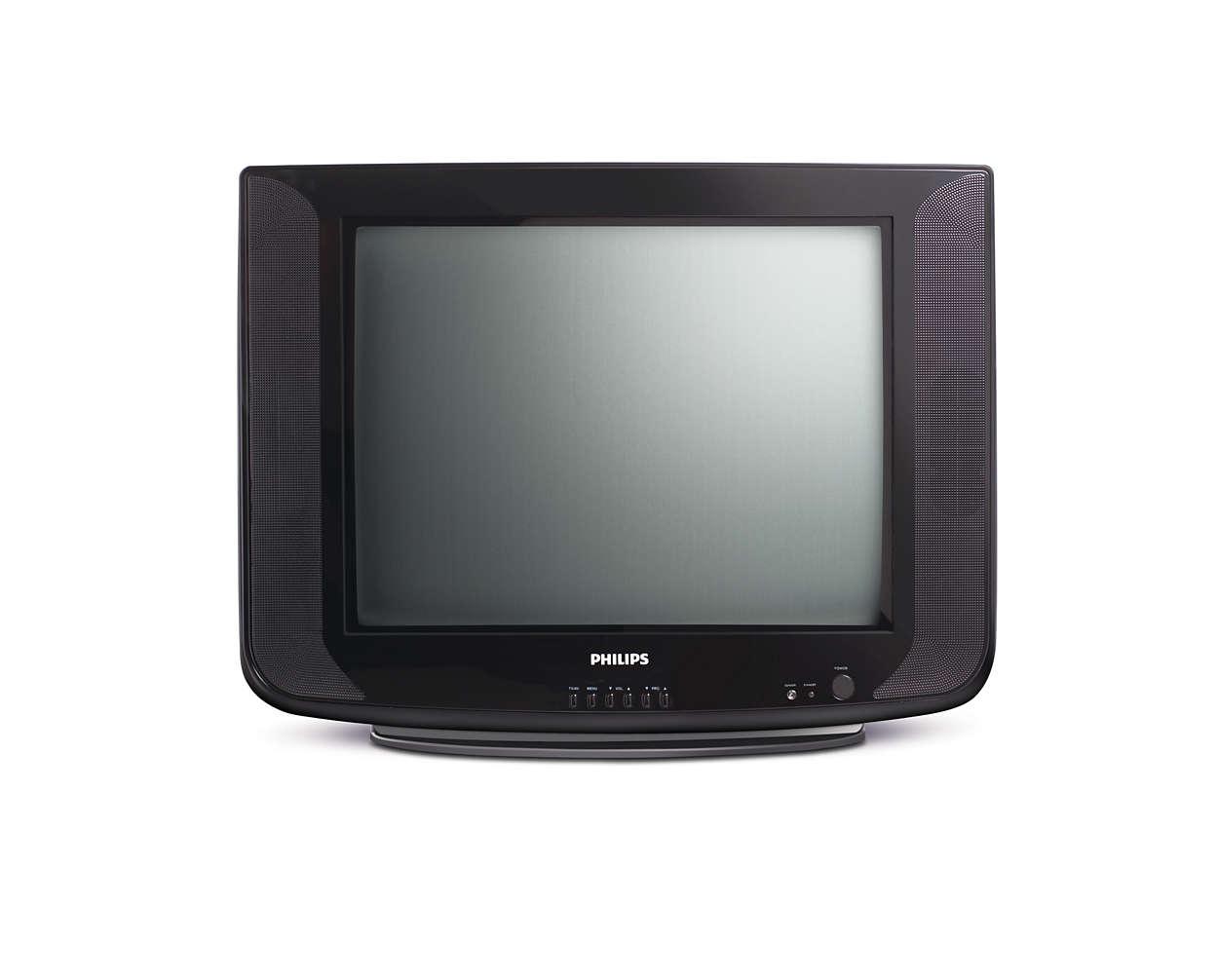 crt tv 21pt3527 v7 philips. Black Bedroom Furniture Sets. Home Design Ideas