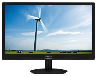 Philips  LCD monitor, LED backlight S-line 220S4LSB/27