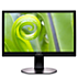 Brilliance LCD monitor with SoftBlue Technology