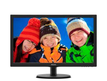 Οθόνη LCD V-line με SmartControl Lite