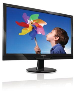 21,5 inch (54,6 cm) C-line LCD-monitor met 2 ms