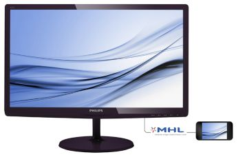 Monitor LCD E-Line com Tecnologia SoftBlue