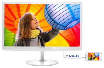 E Line LED arka aydınlatmalı LCD monitör