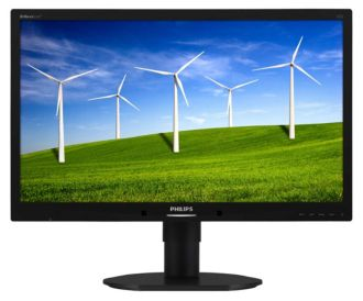 Philips Brilliance Monitor LCD com luz de fundo por LED B-line 231B4LPYCB/00