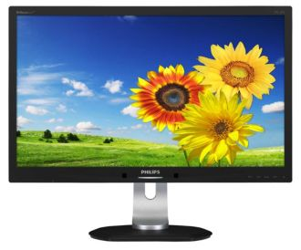 Philips Brilliance LCD monitor, LED backlight P-line 231P4QPYEB/00