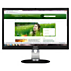 Brilliance IPS LCD-monitor met LED-achtergrondverlichting