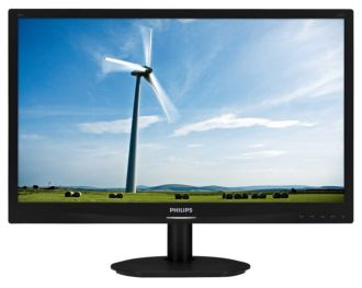 Philips  LCD monitor, LED backlight S-line 231S4LSB/00