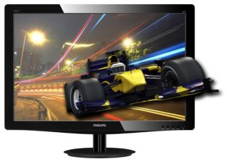 Philips  3D LCD monitor, LED backlight G-line 236G3DHSB/97