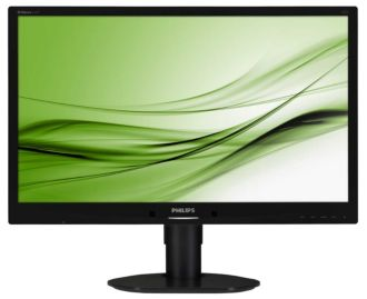 Philips Brilliance LCD monitor, LED backlight B-line 241B4LPCB/69