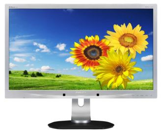 Philips Brilliance LCD monitor, LED backlight P-line 241P4QPYES/00