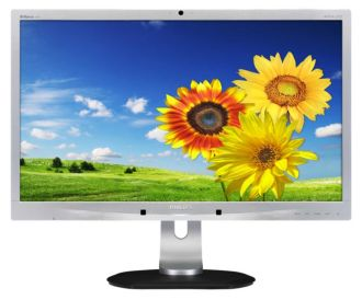Philips Brilliance AMVA LCD monitor, LED backlight P-line 241P4QPYKES/00