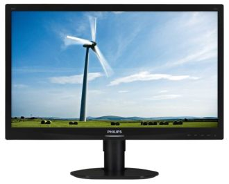 Philips  LCD monitor, LED backlight S-line 241S4LCB/00