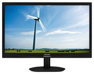 Philips  LCD monitor, LED backlight S-line 241S4LSB/69