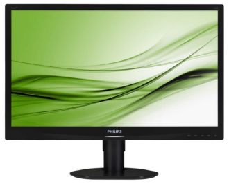 Philips  LCD monitor, LED backlight S-line 241S4LYCB/00
