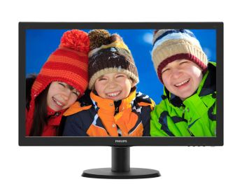 V Line LCD monitor with SmartControl Lite