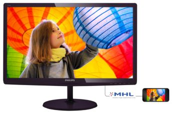 E Line 24 (59,9 cm / 23,6 inç görülebilir alan) LCD monitör