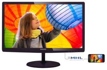 E-line LED arka aydınlatmalı LCD monitör