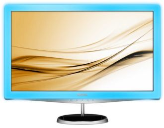 Philips Brilliance LCD-Monitor mit LED-Hintergrundbeleuchtung LightFrame 2™ 248X3LFHSB/00