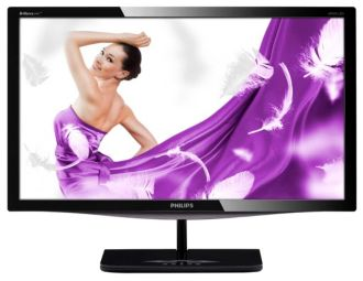 Philips Brilliance AMVA LCD monitor, LED backlight Blade 2 249C4QHSB/00