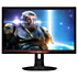 Brilliance LCD monitor s hraním SmartImage Game