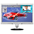 Brilliance LCD monitor with Webcam, MultiView