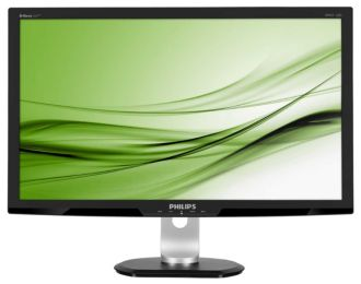 Philips Brilliance AMVA LCD monitor, LED backlight P-line 273P3QPYEB/00