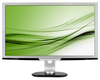Philips Brilliance AMVA LCD monitor, LED backlight P-line 273P3QPYES/00