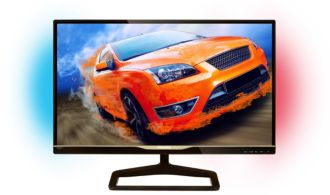 Philips Brilliance LCD monitor with Ambiglow Gioco 278C4QHSN/27