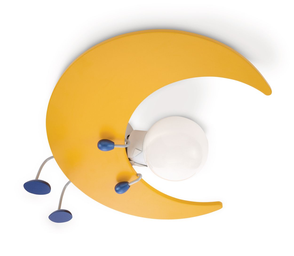 Camera Soffitto Blu: Flamma lampadari: vendita online di applique ...
