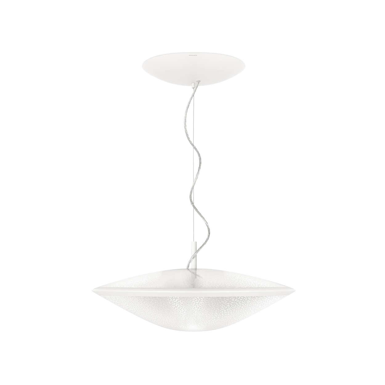 hue personal wireless lighting suspension light. Black Bedroom Furniture Sets. Home Design Ideas