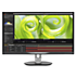 Brilliance 4K LCD monitor with ultra-wide colour
